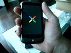 Destapando el Nexus One y comparando con Motorola Droid (Nexus1 Unboxing)