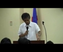 Rev Mar's Sunday Sermon - Nov 4, 2012