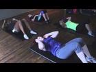 Concrete Jungle Gym Workout tutorial #001