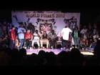 UK BBoy Champs 2012 - CINTIA vs GREENTECK (Popping Quarter Final)