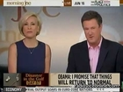 Morning Joe: Mika thought those boys harassed Etheridge.mov