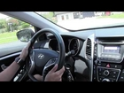 All New 2013 Elantra GT Ride Along Test Drive Review
