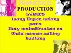 Sa Gitna Ng Ulan lyrics BY {Walter}