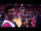 Miami Heat Miami Herald Academic Sportsmanship Honoree Daniel Cooper Feb. 2013