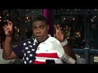 David Letterman - Tracy Morgan Knows Mitt Romney