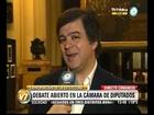 Visión Siete: Expropiación de la ex Ciccone: Roy Cortina critica el proyecto