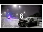 Winter Car Crash Compilation 6 NEW - CCC :)
