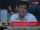 QRT: Sec. Robredo, hindi na gagawaran ng posthumous confirmation ng Commisssion on Appointments