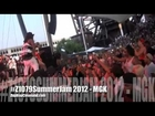 MGK, Wacka Flocka, Shaw High School Band #Z1079SummerJam 2012