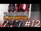 Transformers Fall of Cybertron: Gameplay Walkthrough - Episode 12 - Belly of the Beast