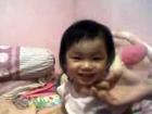 Clarance Joseline Herly Ketawa Lepas Memainkan Mos didepan E-Cam