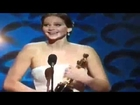 OSCAR Academy Awards 2013 - Best Jennifer Lawrence Oscar Speech 2013 Best Actress(0)