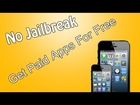 How To Get Paid Apps For Free For Non-Jailbroken Devices (25pp)