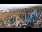 six flags mexico superman 2013!!