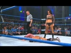 Knockouts Steel Cage Match: Mickie James vs Madison Rayne