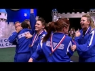 Memphis Cheerleader Going CRAZY Celebrating National Hip Hop Championship Win
