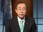 Libya Election, UN Secretary-General Ban Ki-moon message (English)