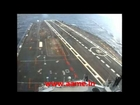 MiG-29 KUB fighter lands on Aircraft Carrier INS Vikramaditya [ex-Адмирал Горшков]