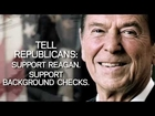 UNRA: Support Reagan. Support Background Checks