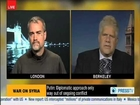 Press TV - The Debate (Topic Syria) Ken O'Keefe vs. Lee Kaplan - October 23, 2013