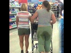 Very Sexy People At Walmart