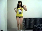 beauty sexy baile Wonder Girls so Hot Dance