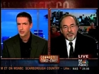 Ron Reagan Defends Cindy Sheehan Against David Horowitz - 8/16/2005