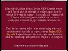 Delete Trojan GEN-Kryptik - How to Delete Trojan GEN-Kryptik