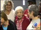 Abington Y Member Bertha Harris Turns 100 Years Old
