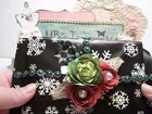 Teach me Tuesday A Merry Christmas holiday wrapping tutorial by Kelly Walkelmol