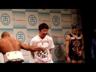 Alistair Overeem Punching Power! japan