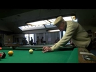 HEMET: 100-year-old Jack Burroughs competes in OLDlympic's billiards tournament
