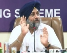 SUKHBIR SINGH BADAL LAUNCHES UNIQUE STATEWIDE NIGHT PATROLLING SCHEME