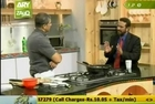 Rawe Besan Ka Halwa by Chef Saadat Siddiqi on Riwayaton Ki Lazzat