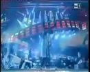 Sanremo 2011 Belen Rodriguez muy bonita canta y baila