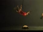 brenda angiel compañia de danza aerea