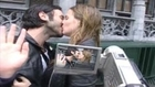 Best Of Sexy Pranks : Couple Makeout Public Prank