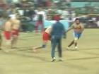 Kabaddi Cup 2012 IRAN V/S INDIA Match - Sharomni Akali Dal Badal