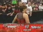 Lita gets revenge on Molly