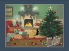 Boas Festas Flash Animated Christmas Card