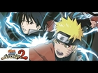 Naruto Ultimate Ninja Storm 2   Naruto VS Pain boss battle