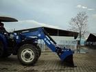 new holland traktöre portatif ön yükleyici kepçe