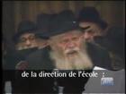 Vidéo du Rabbi de Loubavitch : L'étude de la Torah