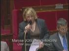 Maryse Joissains, Réforme des collectivités Territoriales