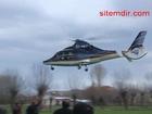 CHP Sivas Milletvekili Aday Adayı Azimet Köylüoğlu'nun geçen hafta seçim çalışmaları yaptığı helikopter düştü.