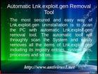 Uninstall Lnk.exploit.gen - Lnk.exploit.gen Removal